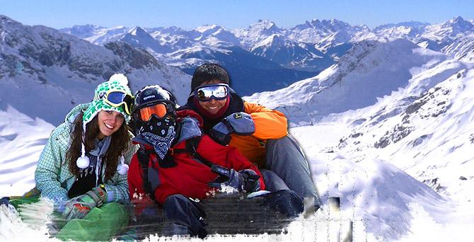viajes de esqui semana de reyes: